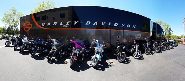 Sun Harley-Davidson cover