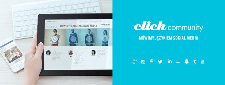click community cover