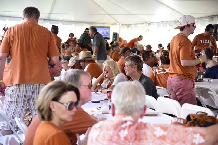 The University of Texas Club cover