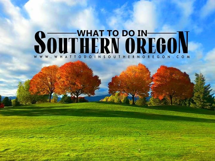 What to do in Southern Oregon cover