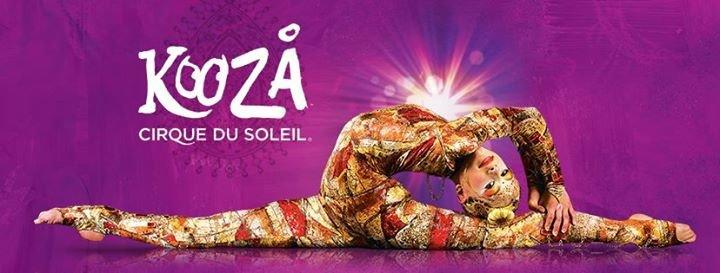 KOOZA by Cirque du Soleil cover