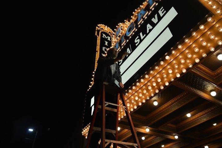 The Michigan Theater cover