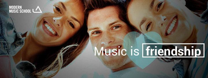 Modern Music School International cover