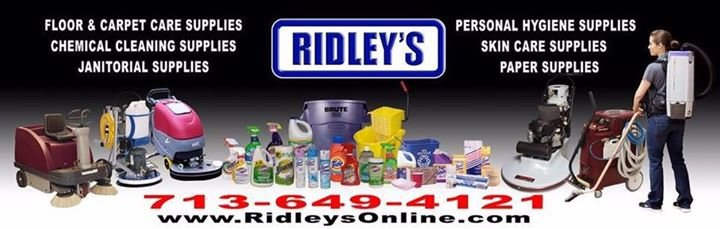 Ridley's Vacuum and Janitorial Supply cover
