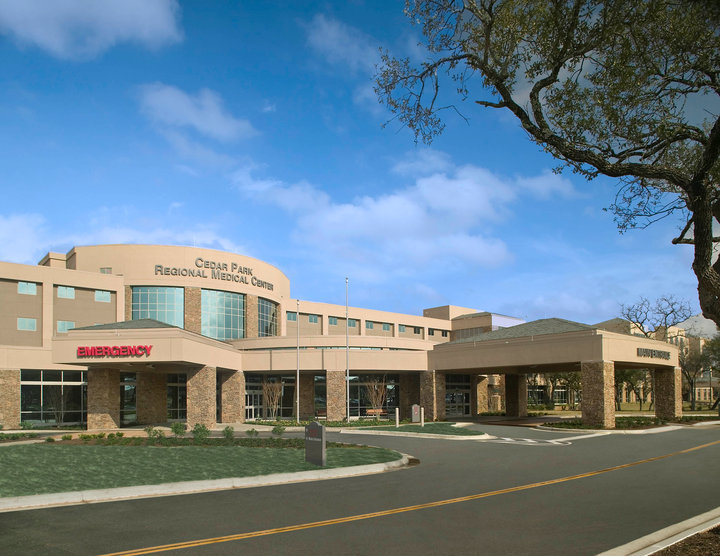 Cedar Park Regional Medical Center cover