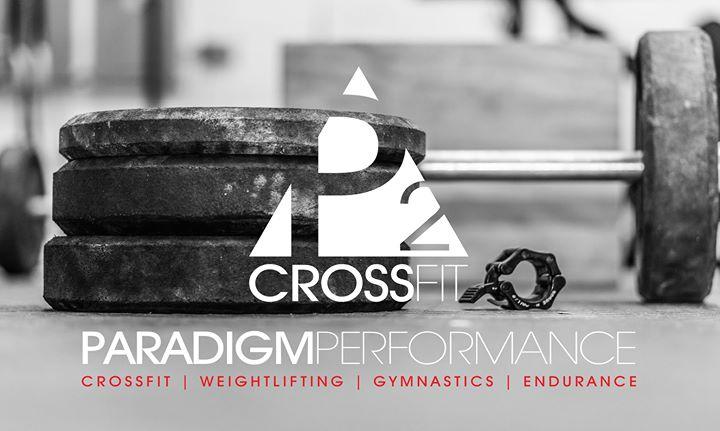 CrossFit Paradigm Performance cover