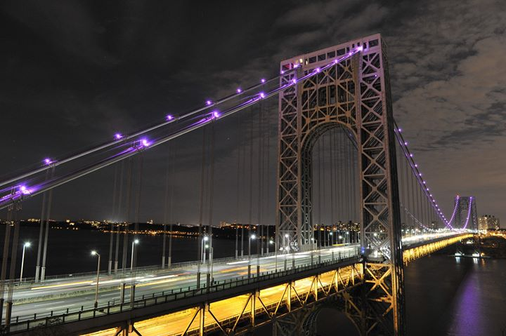George Washington Bridge cover
