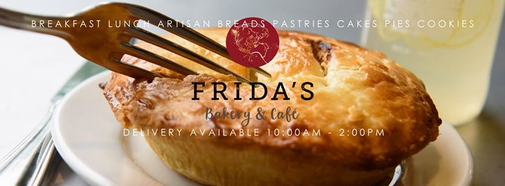 Frida's Bakery & Cafe cover