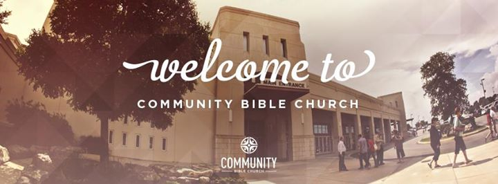 Community Bible Church cover