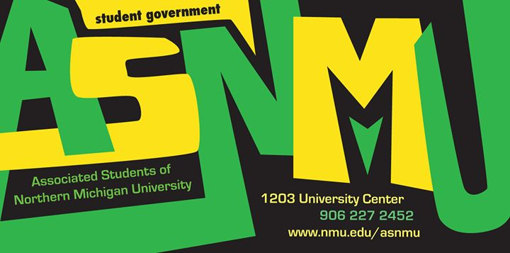 Associated Students of Northern Michigan University - ASNMU cover