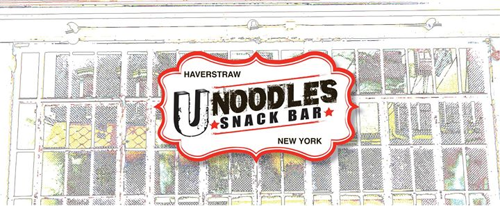 UNOODLES SNACK BAR cover