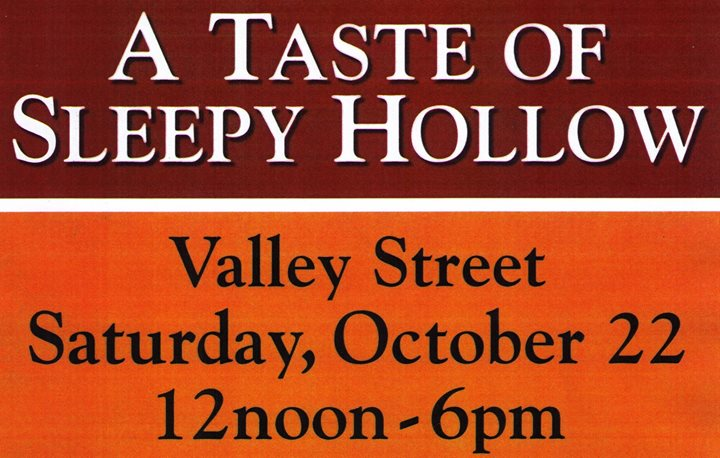Sleepy Hollow Tarrytown Chamber of Commerce cover