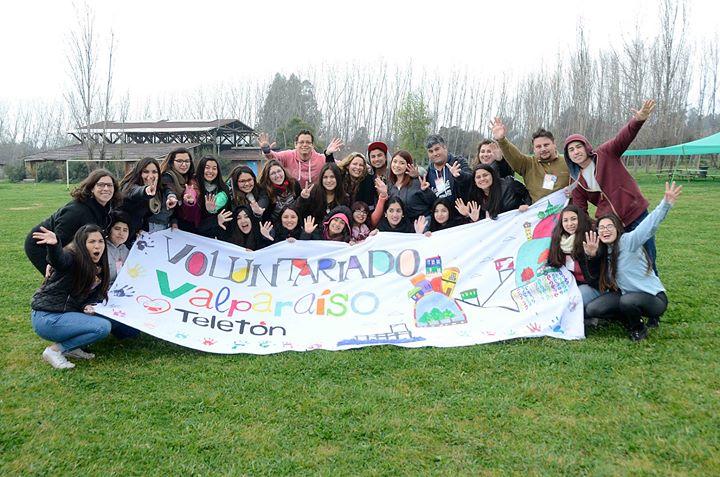 Voluntariado Teletón Valparaíso cover