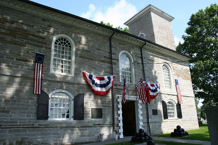 Old Stone Fort Museum & Schoharie County Historical Society cover