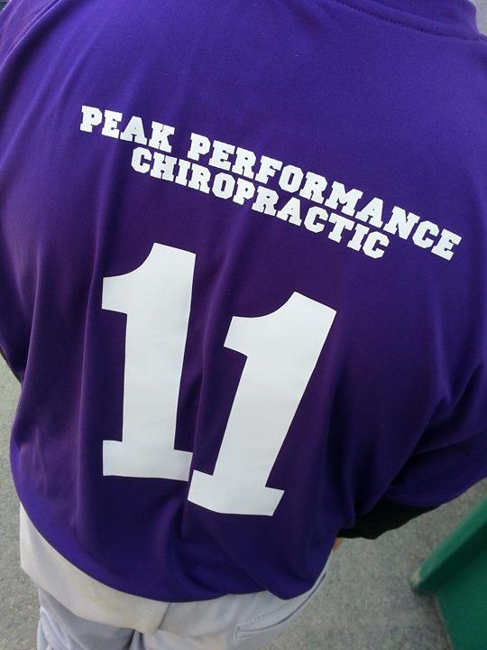 Peak Performance Chiropractic cover