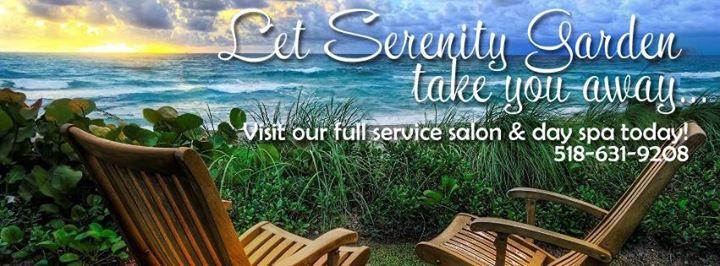 Serenity Garden Salon and Day Spa cover