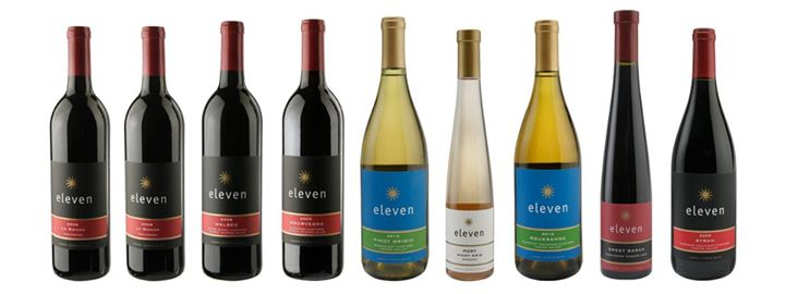 Eleven Winery cover