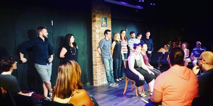 Sea Tea Comedy Theater cover