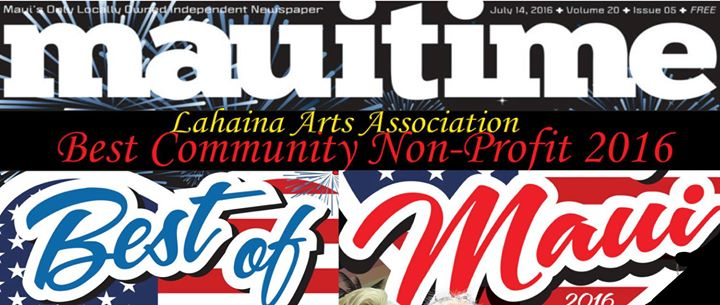Lahaina Arts Association cover