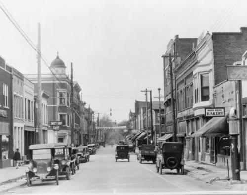 Cynthiana Main Street cover