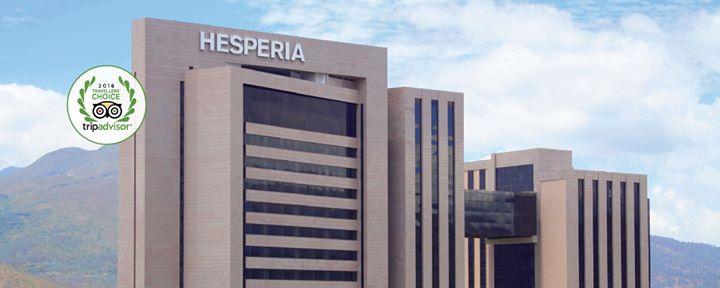 Hesperia WTC Valencia cover