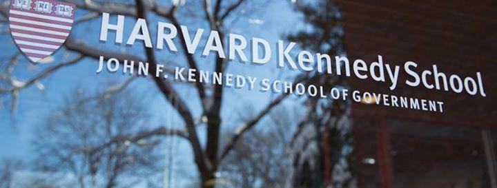 Harvard Kennedy School Executive Education cover