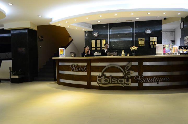 Hotel Tibisay Mérida cover