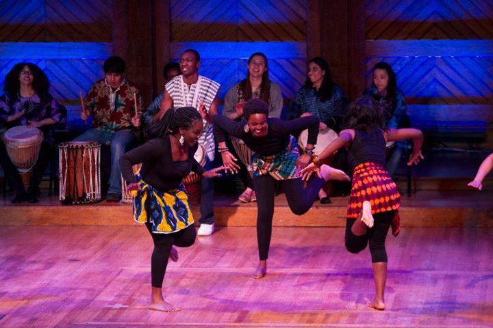 Harvard Panafrican Dance and Music Ensemble - Padame cover
