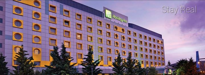 Holiday Inn Athens cover