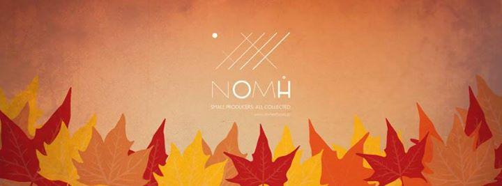 ΝΟΜΗ - nomeefoods.gr cover