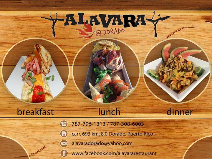 ALAVARA@Dorado cover