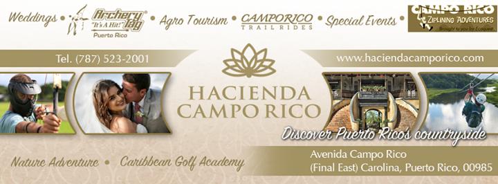Hacienda Campo Rico cover