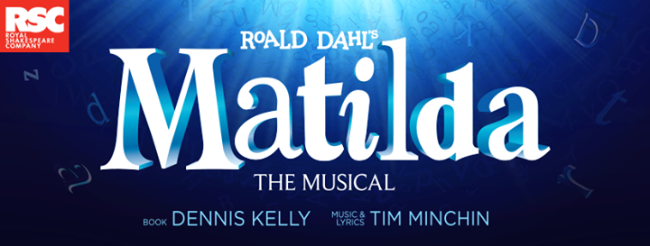 Matilda The Musical cover