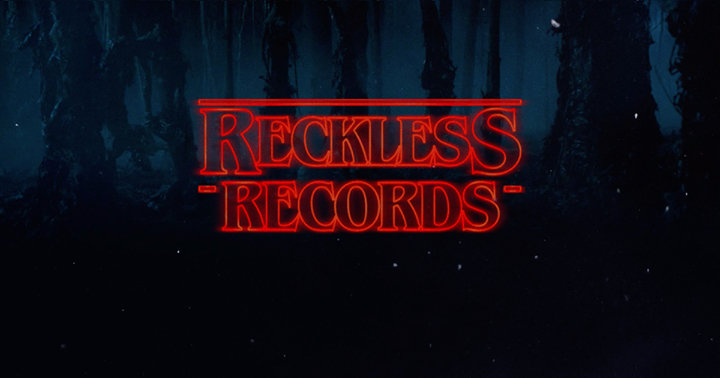 Reckless Records cover