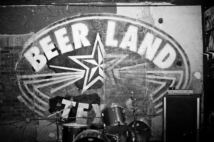 Beerland, Texas cover