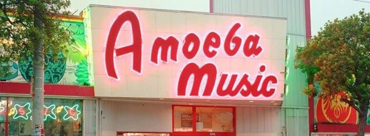 Amoeba San Francisco cover