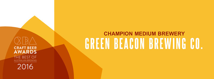 Green Beacon Brewing cover