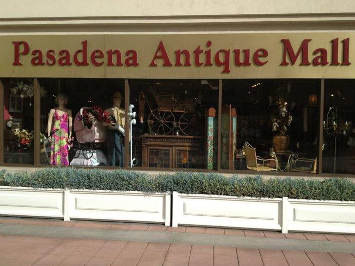 Pasadena Antique Mall cover