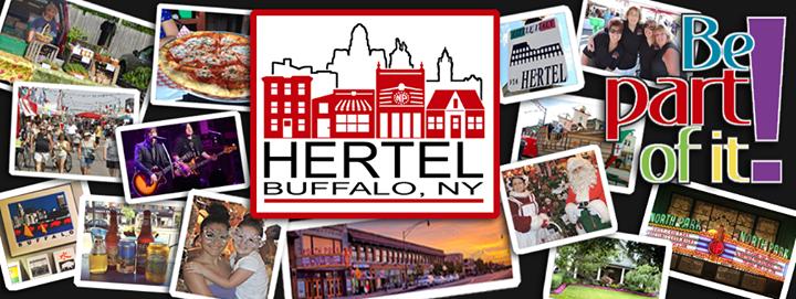 Hertel Business Association cover