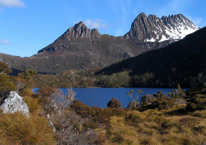 Cradle Mountain cover