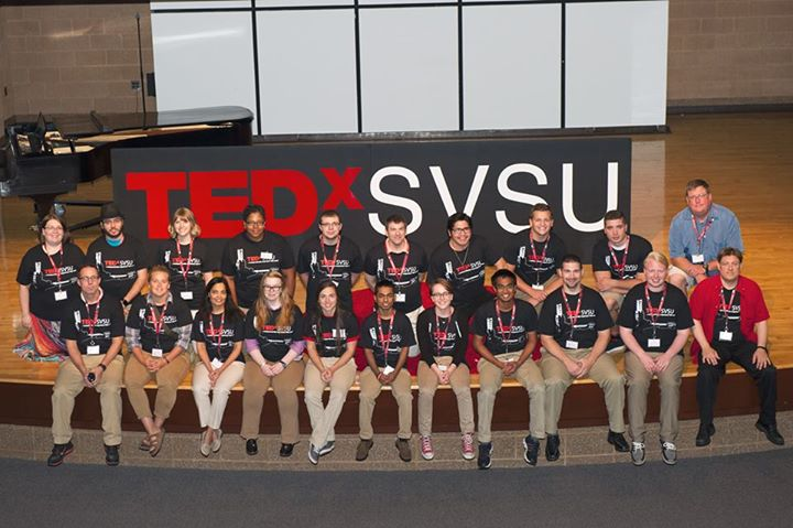 TEDxSVSU cover
