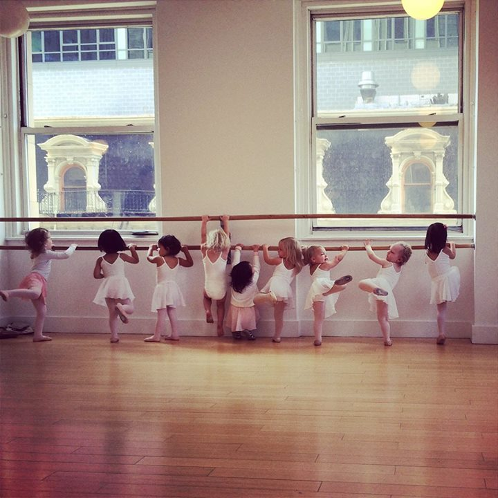 Downtown Dance Factory cover