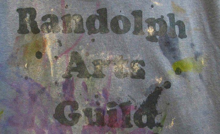 The Randolph Arts Guild cover