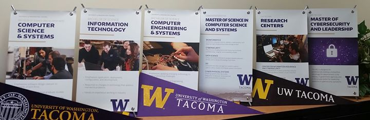 School of Engineering & Technology, UW Tacoma cover