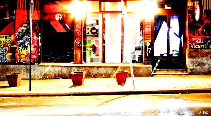 Gil Vicente Café Bar cover