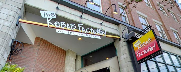 The Kebab Factory cover