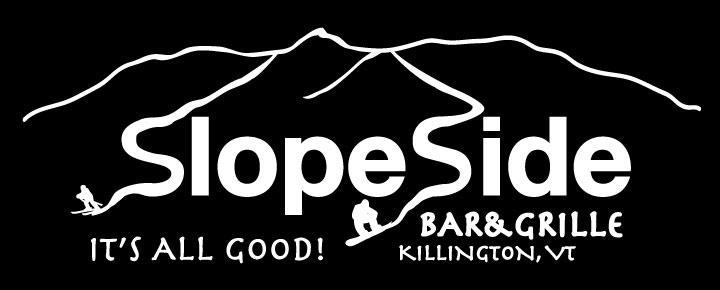 Slopeside Bar & Grille cover