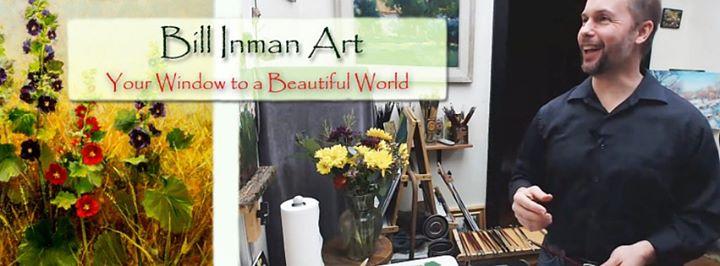 Bill Inman Art cover