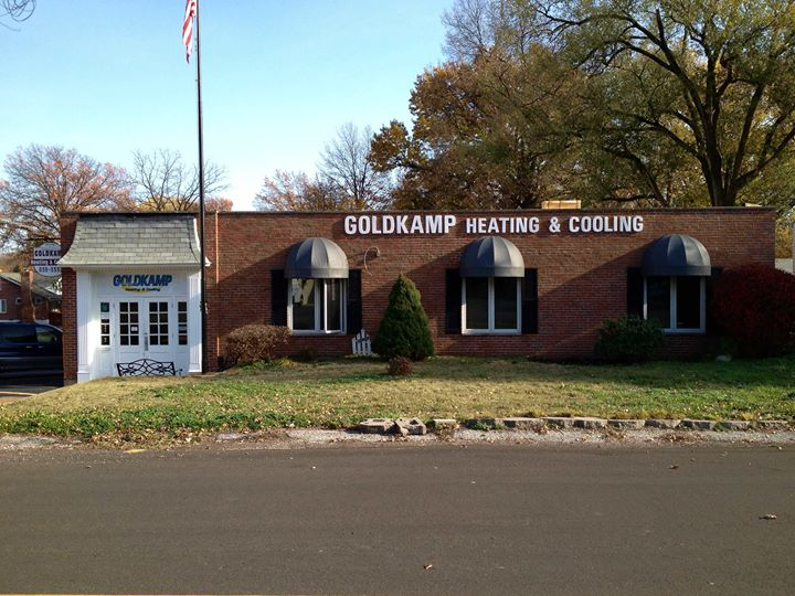 Goldkamp Heating & Cooling cover