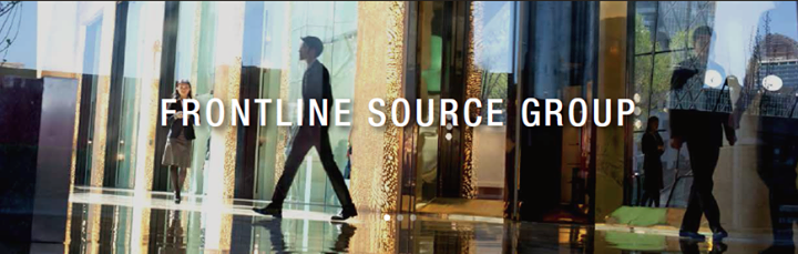 Frontline Source Group Corporate cover